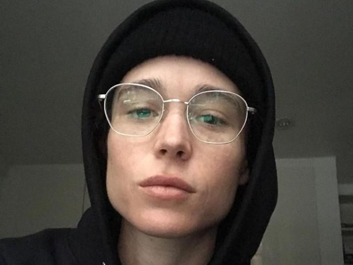 Penampilan perdana Ellen Page sebagai transgender bernama Elliot Page.