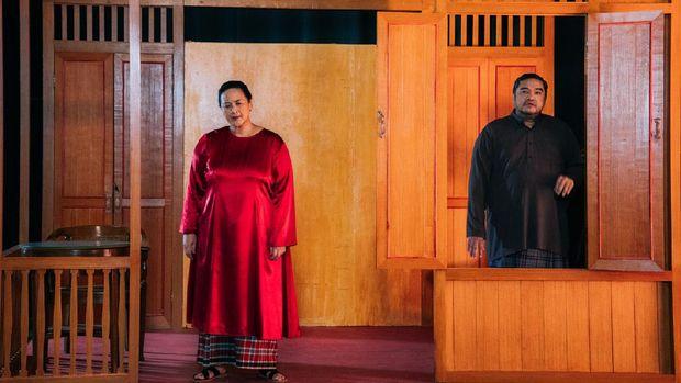 Film Pendek Musikal Lentera di Tepian