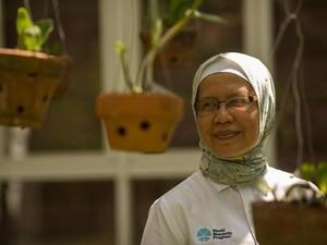 Bangga, Wanita Indonesia Ini Masuk Daftar Orang Paling Berpengaruh 2021
