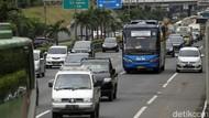 Jakarta Keluar dari 10 Kota Termacet Dunia Karena PSBB