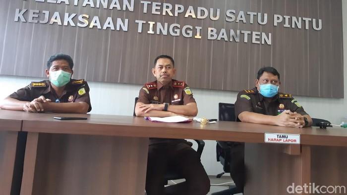 Kejati Banten.