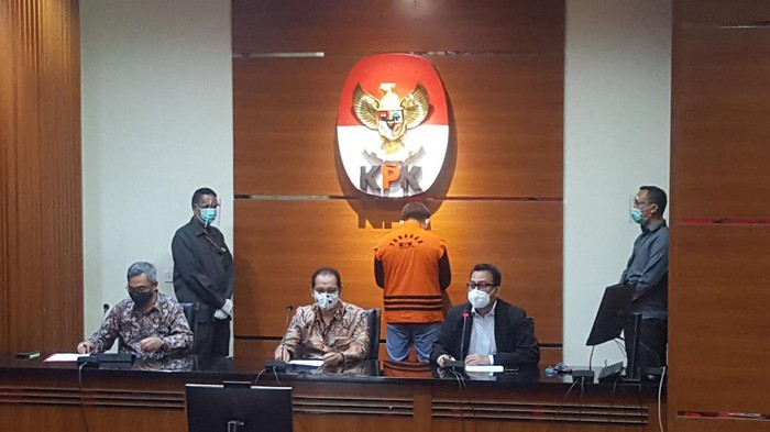 KPK Tahan Penyuap Eks Bupati Cirebon Sunjaya di Rutan KPK