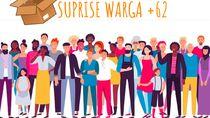 Nonton Program Warga +62 Trans7 Bisa Dapat Hadiah 50 Surprise Box