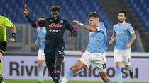 Lazio Vs Napoli: Elang Ibu Kota Menang 2-0