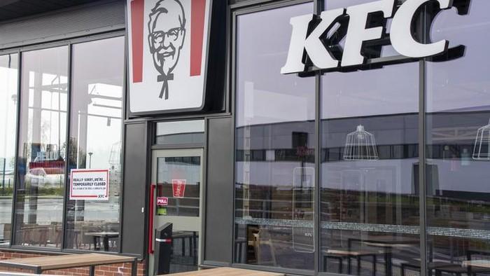 Gambar Colonel Sanders pada Logo KFC Jadi Bertubuh Langsing?