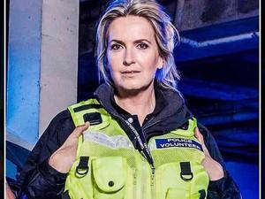 Mantan Model Lingerie Ungkap Kisahnya Lolos Jadi Polisi di Usia 50