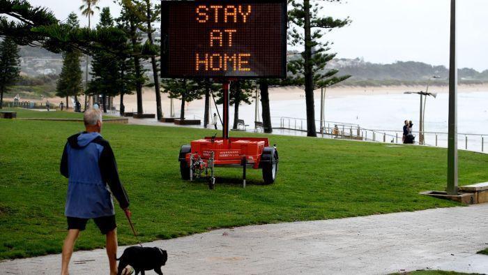 Penularan dari Klaster Pantai Utara Sydney Bertambah, Lockdown Diberlakukan