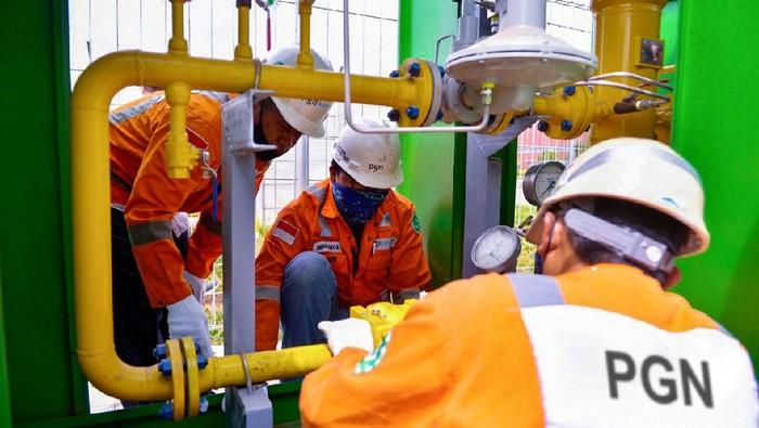 Penyaluran gas