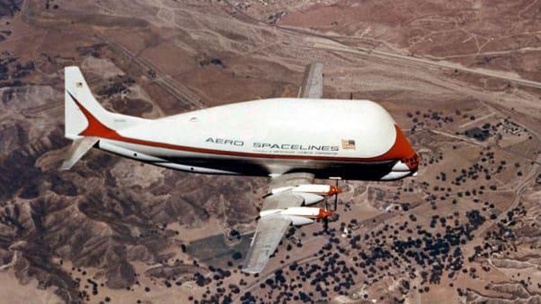 Pesawat Super Guppy