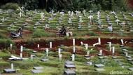 Ibu Kota Waspada Sebab Krisis Lahan Pemakaman Jenazah Corona