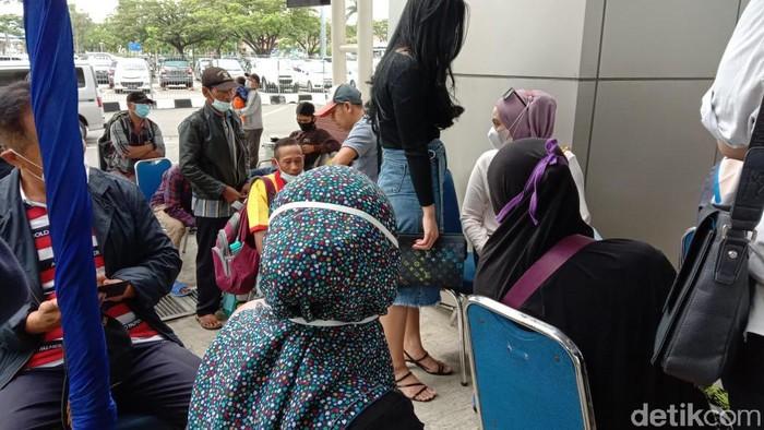 Rapid Test Antigen di Bandara