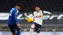 Son Heung-min Raib Saat Spurs Kalah di Tangan si Rubah