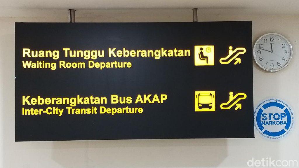 2 Terminal di DKI Siapkan Bus Lanjutan untuk Antar Warga ke Bodetabek