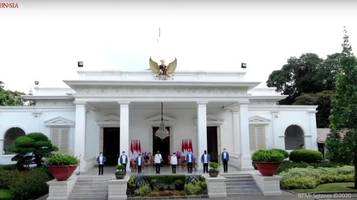 6 Menteri Baru Presiden Jokowi