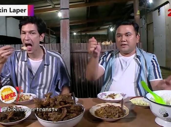 Bikin Laper: Cicip Enthog Slenget di Yogyakarta