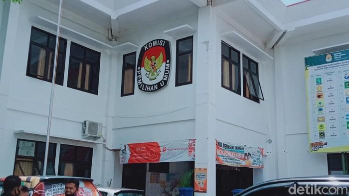 Gedung KPU Klaten