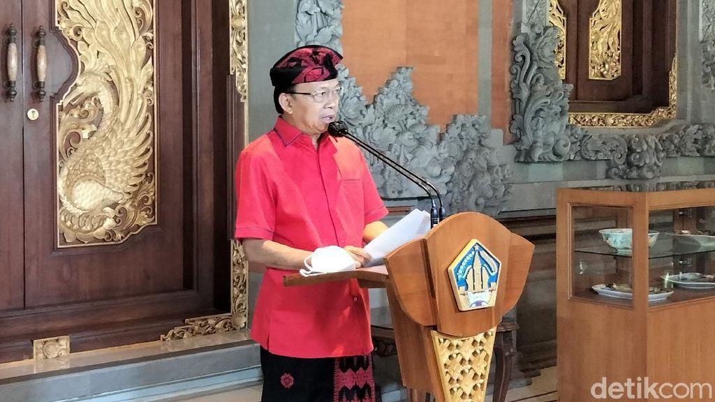 Gubernur Bali Sambut Baik Dibukanya Izin Investasi Miras