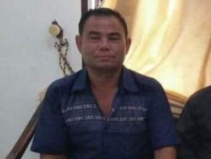 Ketua PDIP Kabupaten Padang Lawas Utara (Paluta), Syafaruddin Harahap