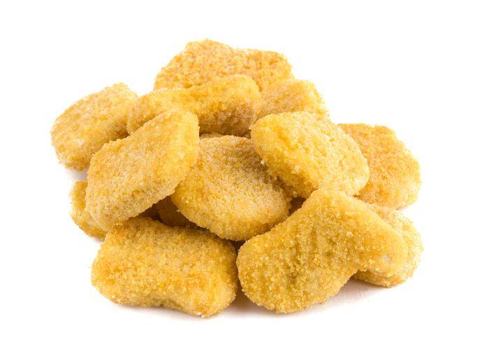 Makan Nugget Mentah, Aman Tidak?