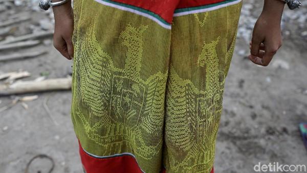 Harga tenun motif Garuda ini pun bervariatif, mulai dari ratusan ribu hingga jutaan rupiah. Ikuti terus jelajah Tapal Batas detikcom bersama BRI di tapalbatas.detik.com!