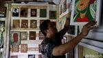 Menyulap Barang Tak Terpakai Jadi Karya Seni Bernilai Ekonomi Tinggi