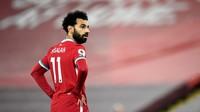 Mohamed Salah Egois? Statistiknya Justru Berkata Lain