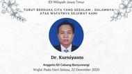 Plt Direktur RSUD Genteng Banyuwangi Meninggal Positif COVID-19