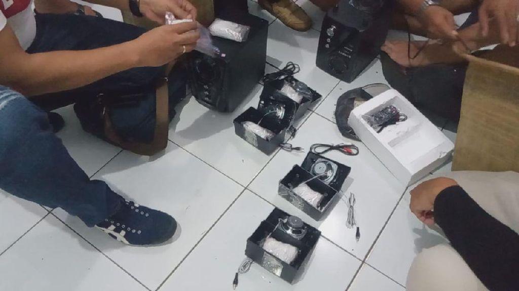 Pria dan Wanita di Mataram Ditangkap Terkait Pengiriman 1,5 Kg Sabu