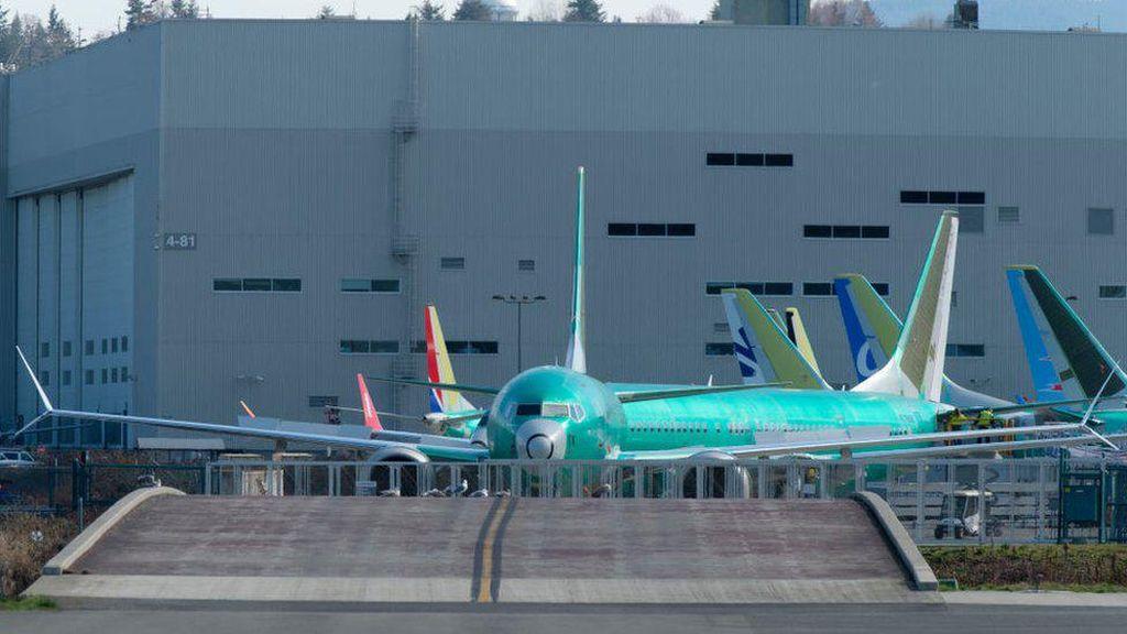 Langgar Perjanjian, Boeing Didenda Rp 93 M oleh FAA