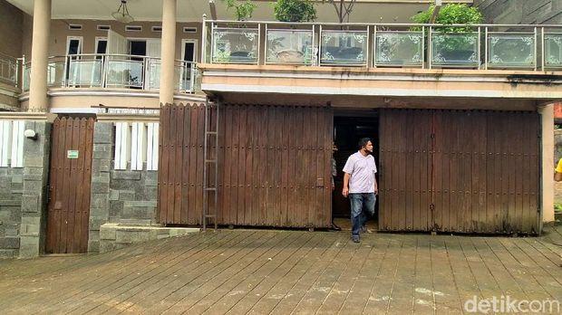 Rumah Bandar Miras di Sukabumi