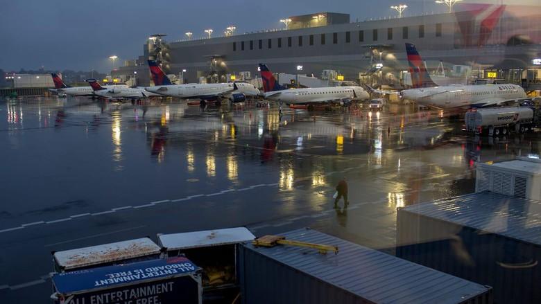 Delta Air Lines di Bandara LaGuardia