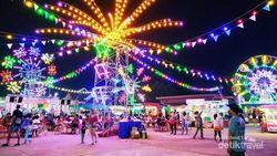 Festival Kain Sutera Thailand yang Meriah di Tengah Pandemi