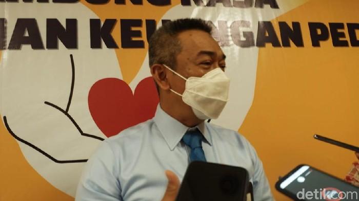 Kepala Kanwil Bea Cukai Jabar Saipullah Nasution