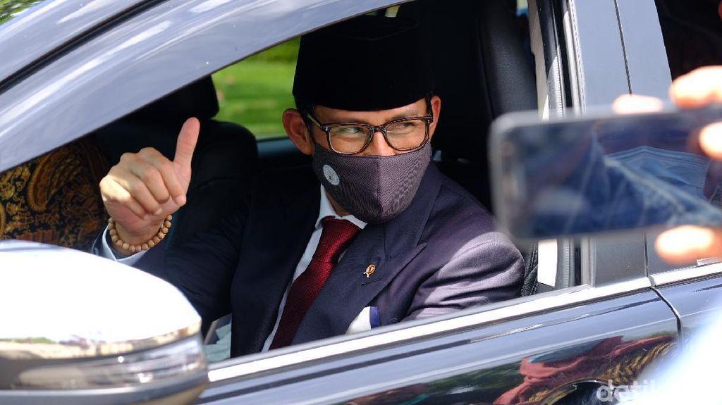 Genjot Wisata Lokal, Sandiaga Colek Para Sultan RI