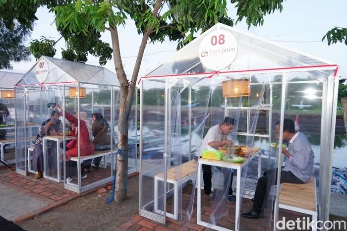 Outdoor Dining Jadi Solusi Kuliner Banyuwangi di Tengah Pandemi