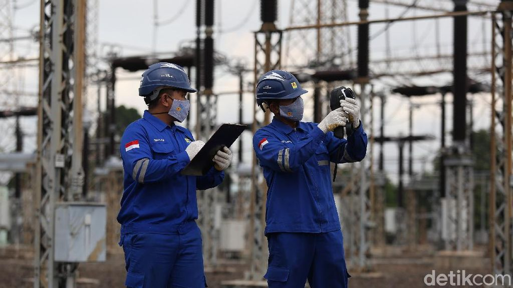 PLN Minimalisir Pemadaman Dampak Gangguan Pasokan Gas di Medan