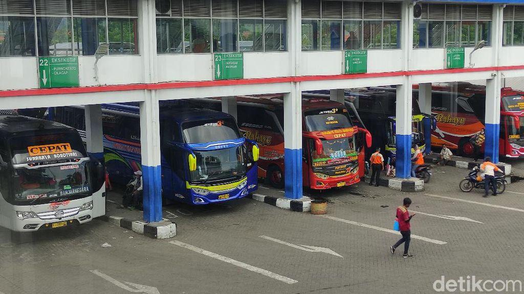 Organda Jatim Usulkan Terminal Dilengkapi Tes GeNose C19