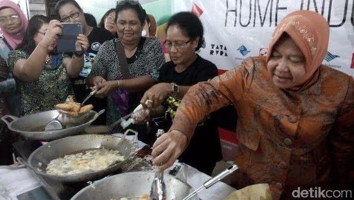 5 Fakta Kuliner Tri Rismaharini, Menteri Sosial Baru yang Doyan Sate