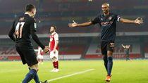 Tumbangkan Arsenal, Man City ke Semifinal Piala Liga Inggris