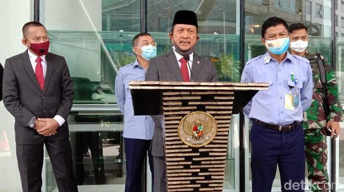 Usai Dilantik Jokowi, Sakti Wahyu Trenggono Tancap Gas ke KKP