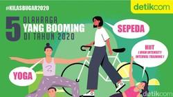 5 Olahraga Paling Hits di 2020, Naik Daun Gara-gara Corona