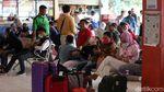 5.869 Penumpang Telah Keluar Jakarta dari Terminal Kampung Rambutan