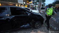 Kerugian Kecelakaan Lalu Lintas di Jakarta Januari-Mei 2021 Tembus Rp 1 M