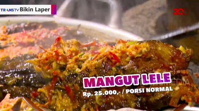 Bikin Laper! Sedapnya Mangut Lele Mbah Marto yang Legendaris di Yogyakarta