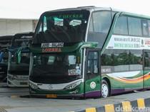 Mengenal Jenis-jenis Bus di Indonesia, dari Normal Deck sampai UHD