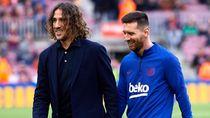 Puyol: Messi Mirip Michael Jordan, Sama-sama yang Terhebat