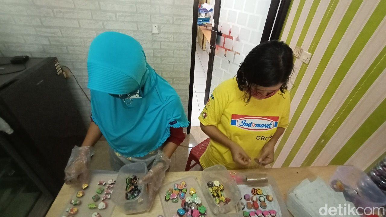 Cokelat Natal Buatan Laila di Kudus Dipasarkan ke Jakarta hingga NTT