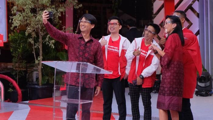Festival SRC Indonesia digelar cecara virtual di Jakarta. Kegiatan ini diharapkan dapat mendukung upaya pemerintah dalam memulihkan ekonomi nasional.