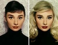 fotoinet Dengan Photshop Begini Wajah Makeup Jaman Dulu Diubah Modern