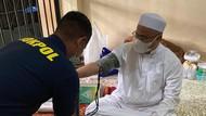 Polisi: Didampingi Dokter Pribadi, Kondisi Habib Rizieq Bagus